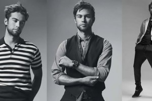 Men's Style Icons: Chace Crawford
