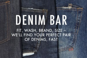 Find The Perfect Pair Of Jeans – My-Wardrobe Denim Bar