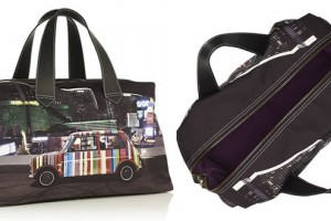 Paul Smith Vegas Print Holdall