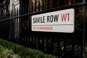 Row On Savile Row