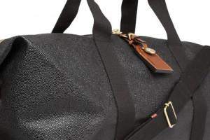 Mulberry Scotchgrain Clipper Bag