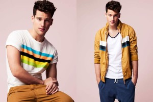 Pull & Bear Spring/Summer 2012 Men's Lookbook