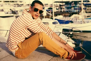 Scotch & Soda Spring/Summer 2012 Advertising Campaign