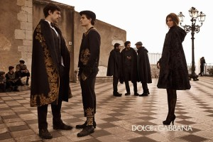 Dolce & Gabbana Autumn/Winter 2012 Advertising Campaign