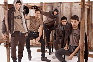 Dolce & Gabbana Autumn/Winter 2012 Gym & Sportswear Men's Lookbook