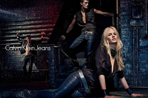 Calvin Klein Jeans Autumn/Winter 2012 Advertising Campaign