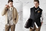 Reiss Autumn/Winter 2012 Men's Lookbook