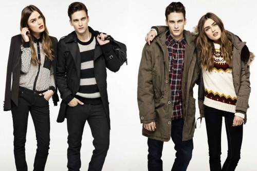 C&A Clockhouse Autumn/Winter 2012 Advertising Campaign