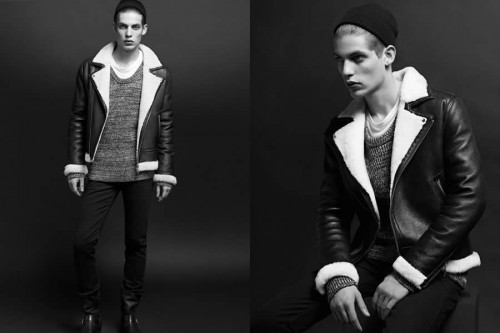 Sandro Autumn/Winter 2012 Men's Lookbook