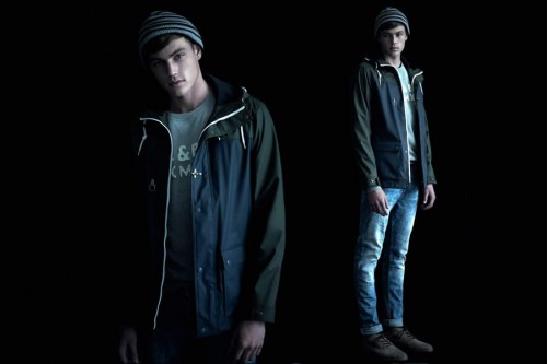 Pull & Bear Autumn/Winter 2012 Men's Lookbook
