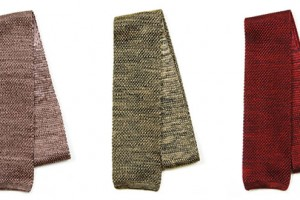 The Knottery Evidence Knit Tie