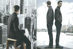 Hermés Editions Autumn/Winter 2012 Men's Lookbook