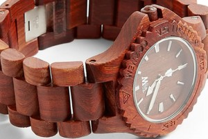 WeWood Red Wing Celtis Wooden Watch