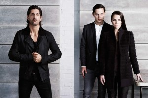 AllSaints Autumn/Winter 2012 Advertising Campaign