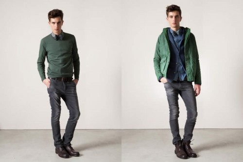 Closed Autumn/Winter 2012 Men's Lookbook