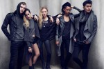 H&M Divided The Grey Concept Autumn/Winter 2012 Advertising Campaign
