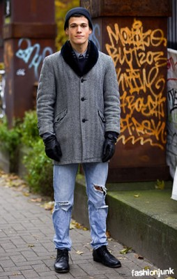 Carlos, Photographed in Germany<br/> Click Photo To See More