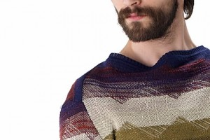 Vivienne Westwood MAN Gold Label Rickinson Blanket Sweater