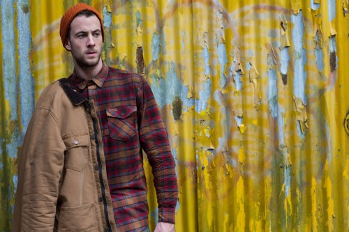 Carhartt WIP Heritage Autumn/Winter 2012 Men's Lookbook
