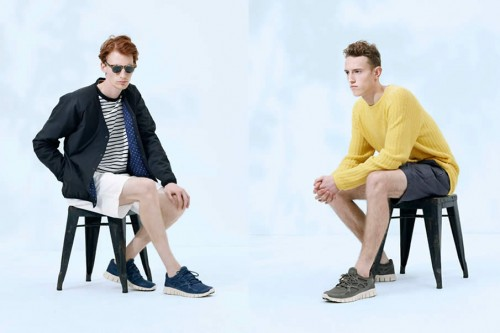 Norse Projects Spring/Summer 2013 Men's Lookbook