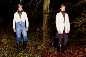 Allan Vos Autumn/Winter 2013 Men's Lookbook