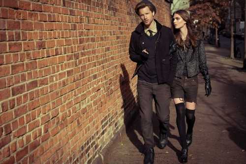 DTA Jeans Autumn/Winter 2013 Advertising Campaign