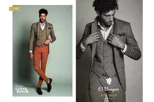 El Burgués Autumn/Winter 2013 Men's Lookbook