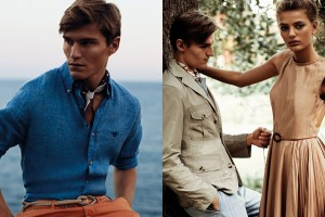 Henry Cotton Spring/Summer 2013 Advertising Campaign