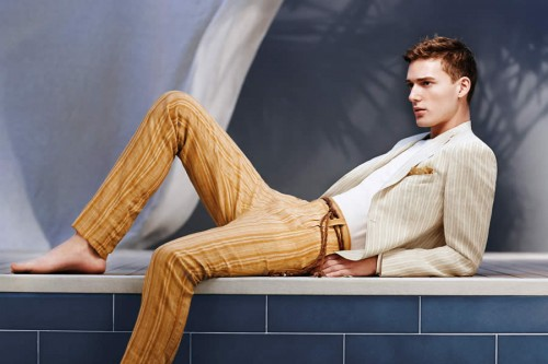 Canali Spring/Summer 2013 Men's Lookbook