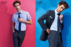 Tesco F&F Clothing Summer 13 Lookbook