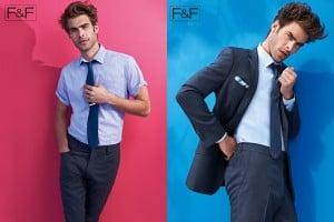F&F Clothing Summer 2013 Men's Lookbook