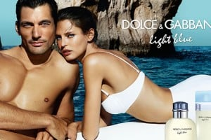 DOLCE & GABBANA LIGHT BLUE ADVERT