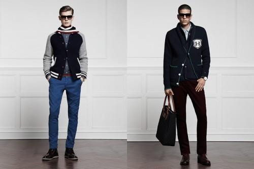 Tommy Hilfiger Sportswear Autumn/Winter 2013 Men's Lookbook