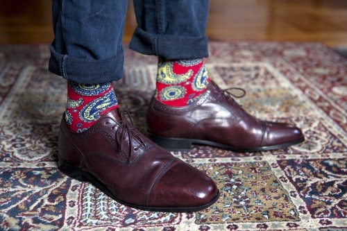 Happy Socks CHAPTER #SIX Autuwn/Winter 2013 Men's Lookbook