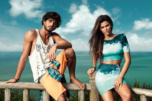 Coca-Cola Clothing Spring/Summer 2014 Advertising Campaign