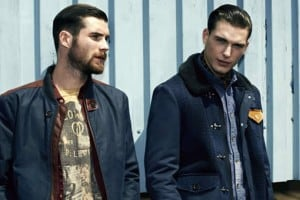 RIVER ISLAND HOLLOWAY ROAD AW13 LOOKBOOK BEHIND THE SCENES