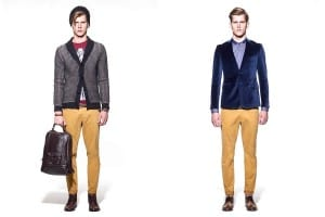 David Mayer Naman Autumn/Winter 2013 Men's Lookbook