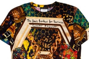 Haas Brothers x Versace Clothing: AW13 Collection
