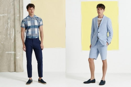 SABA Spring/Summer 2014 Men's Lookbook