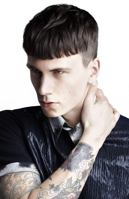 Toni Amp Guy 50 50 2014 Collection Men S Hairstyle Photos At