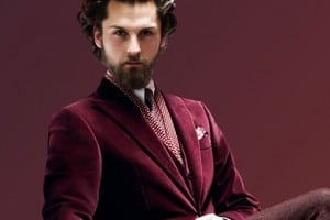 How To Wear Burgundy: AW13 Edition