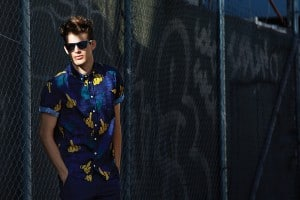 Libertine–Libertine Spring/Summer 2014 Men's Lookbook Preview