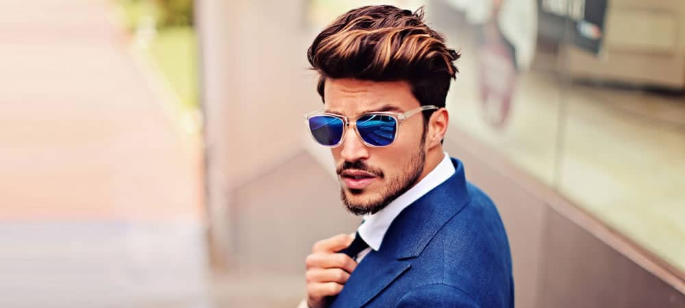 Key Hairstyle For Men The Modern Pompadour