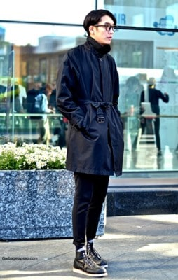 Anonymous, Photographed in Seoul - Click Photo To See More