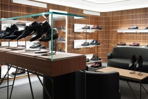 Bally Opens London Flagship Store