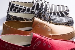 Sperry Top-Sider x Band Of Outsiders Boat Shoes