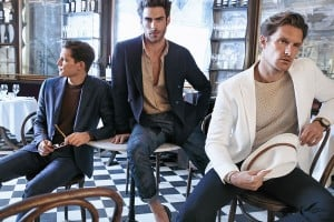 Massimo Dutti NYC 5th Avenue Spring/Summer 2015 Advertising Campaign