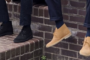 Ways To Wear Desert Boots: Spring 2015