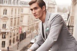 Reiss Spring/Summer 2015 An Invitation Lookbook