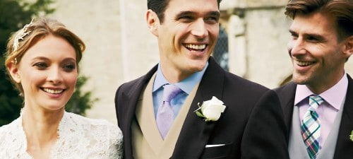 The Groom's Guide To Wedding Wear